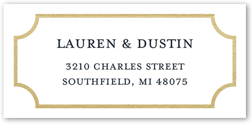 return address labels custom address labels shutterfly