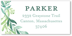 Return Address Labels & Custom Address Labels | Shutterfly