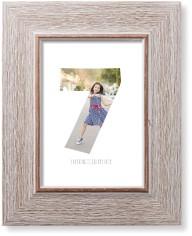 photo number art print