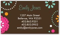 Custom business cards shutterfly colourmoves