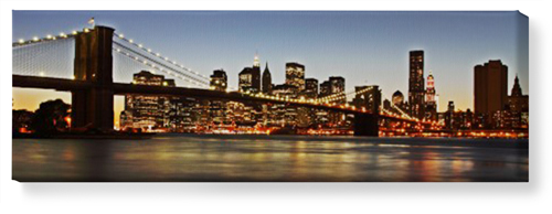 Gallery Panoramic Canvas Print
