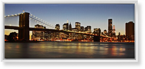 Gallery Panoramic Canvas Print, CANVAS_FRAME_WHITE, Single piece, 10 x 24 inches, Multicolor