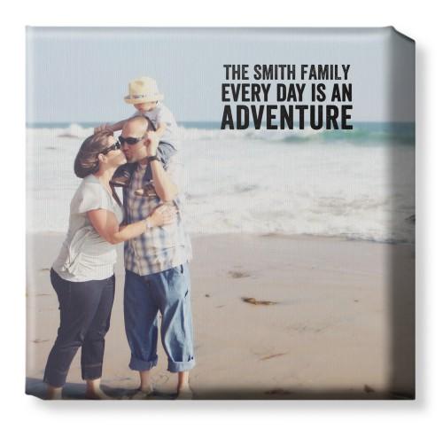 Everyday Adventures Canvas Print