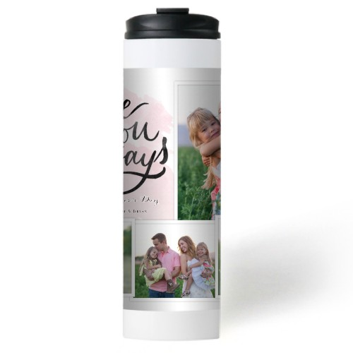 Love You Always Stainless Steel Travel Mug