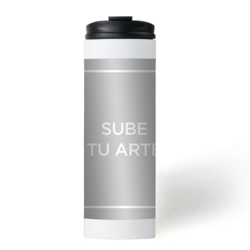 Sube Tu Arte Stainless Steel Travel Mug