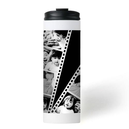 Filmstrip Fun Stainless Steel Travel Mug