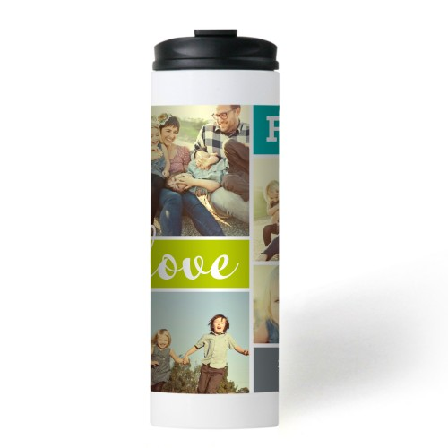 Joy Love Family Stainless Steel Travel Mug