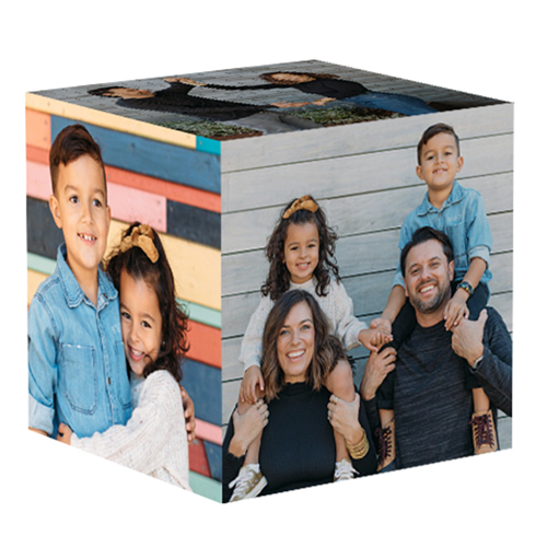 Photo Gallery Photo Cube, Multicolor