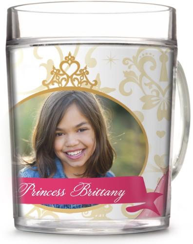 Disney Princesses Cup, 12oz Cup, Yellow