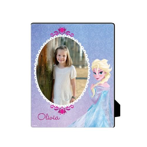 Disney Frozen Elsa Desktop Plaque
