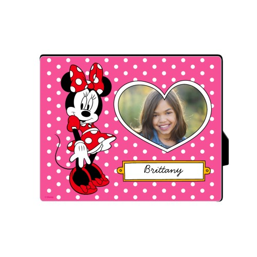 Disney Minnie Mouse Desktop Plaque