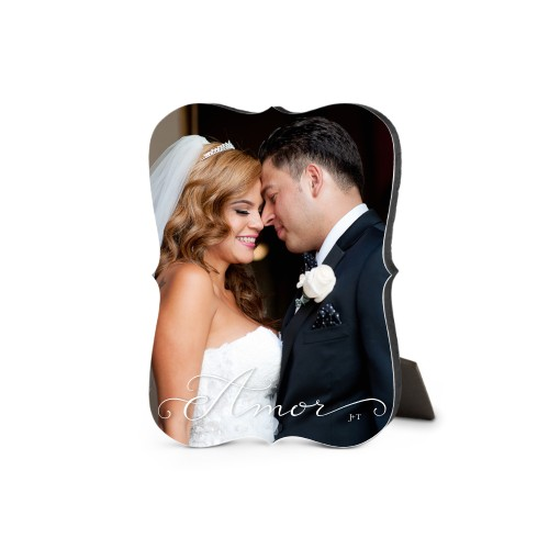 Amor Desktop Plaque