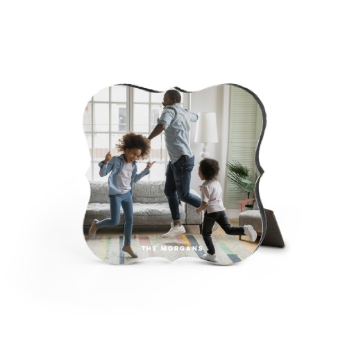 Photo Gallery Desktop Plaque, Bracket, 5 x 5 inches, Multicolor