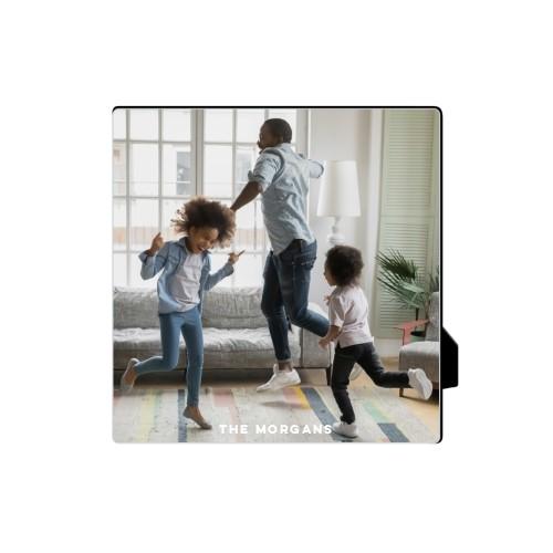 Photo Gallery Desktop Plaque, Rectangle, 5 x 5 inches, Multicolor