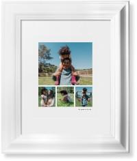 modern hero gallery of four portrait framed print