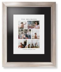 gallery montage of memories framed print