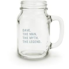 the man mason jar