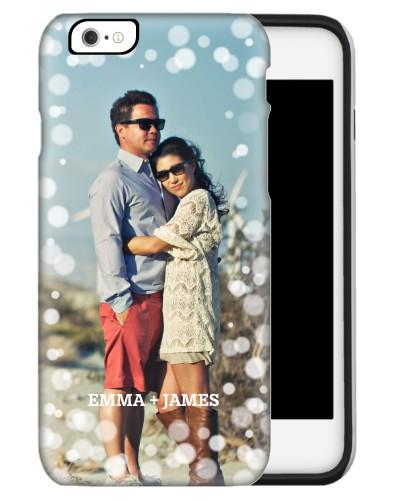 Bokeh Frame iPhone Case