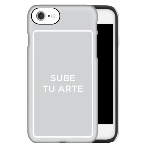 Sube Tu Arte iPhone Case