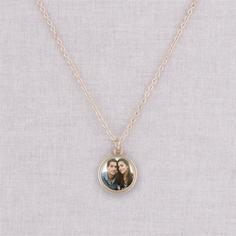 gold katy necklace