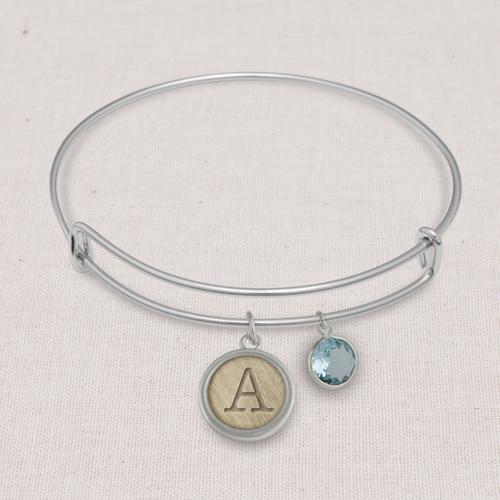 Jewelry: Silver Tanya Bangle, Adult Unisex, Jewelry Bundle