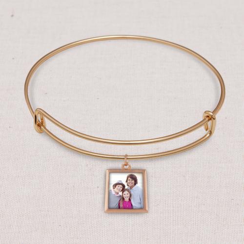 Jewelry: Rose Gold Jennifer Bangle, Adult Unisex, Jewelry Bundle