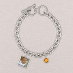 silver pallavi bracelet