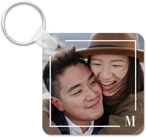 Keyline Monogram Personalized Keychains | Shutterfly