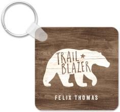 adventure trail blazer key ring