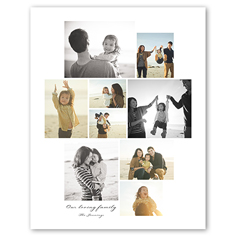 Photo Collage Posters | Shutterfly