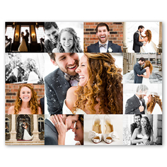 photo gallery grid