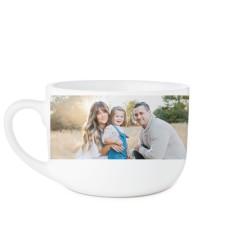 photo gallery latte mug