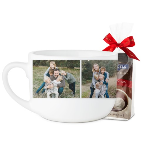 Cup of Love Collage Latte Mug
