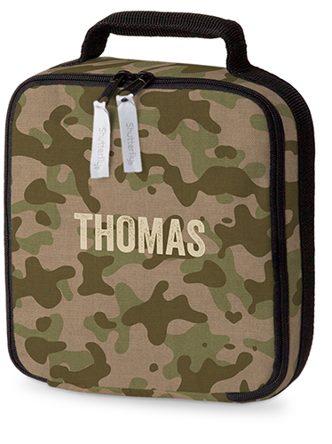 adventure camouflage lunch box by shutterfly shutterfly
