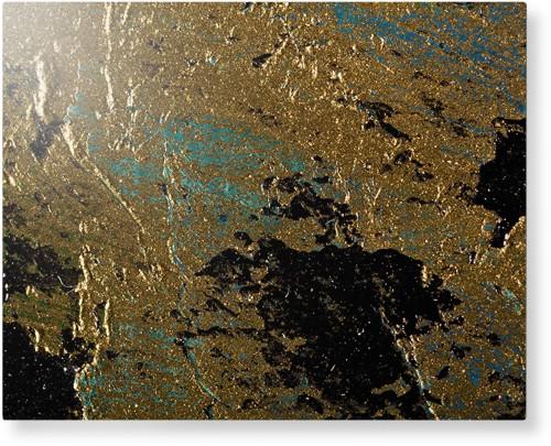 Brushed Printed Foil Metal Wall Art | Metal Prints | Shutterfly