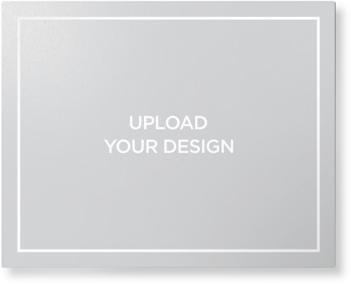 Upload Your Own Design Metal Wall Art, Single piece, 16 x 20 inches, True Color / Glossy, ...