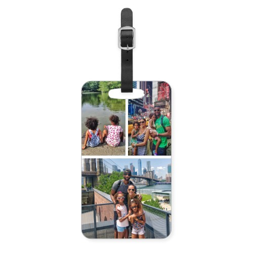 Gallery of Three Luggage Tag