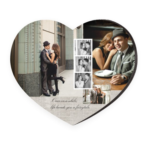 Filmstrip Collage Mouse Pad
