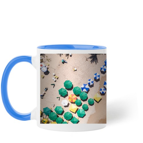 Aerial Beach Mug