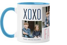 family love hugs mug