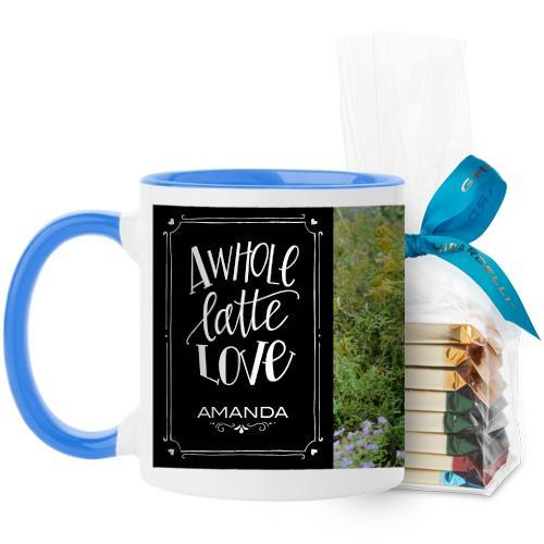 Whole Latte Love Mug Black