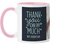 oh thank you mug