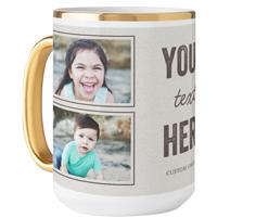 your own words mug