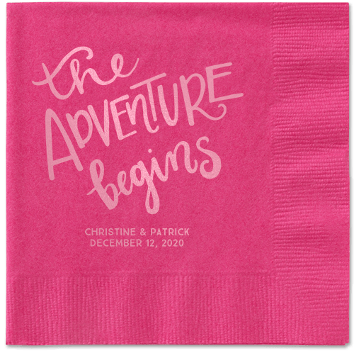 Remarkable Adventure Napkins