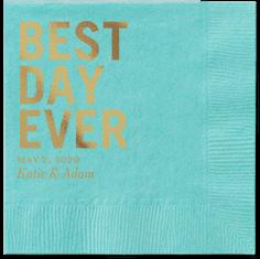 fantastic day napkins
