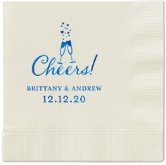 cherished cheer napkins