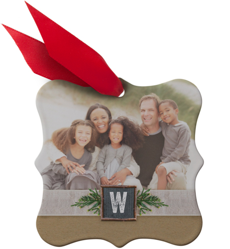 Holiday Fun Metal Ornament