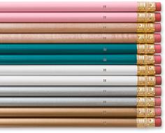classic monogram pencils