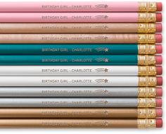 shooting star pencils