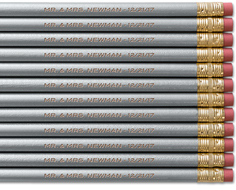 mr and mrs pencils